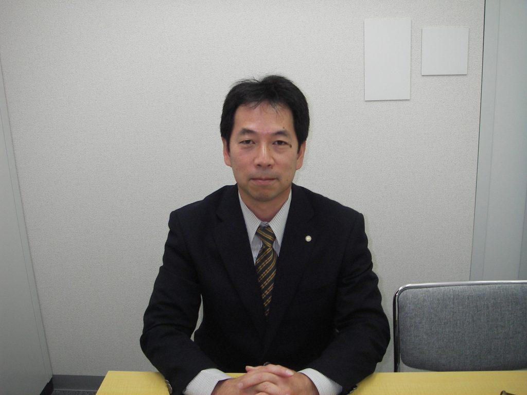 加藤康秀 先生
